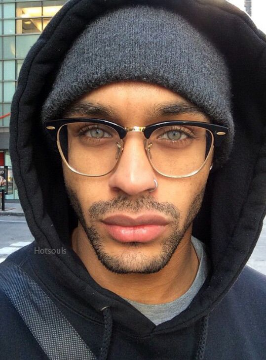 Beautiful mixed race men